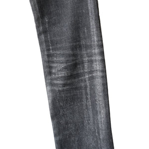 "Dior Homme ""Luster"" Wax Denim - SS04 ""Strip"""