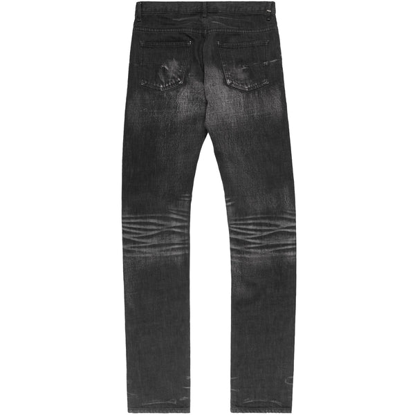 "Dior Homme Claw Mark Denim Jeans - AW03 ""Luster"""