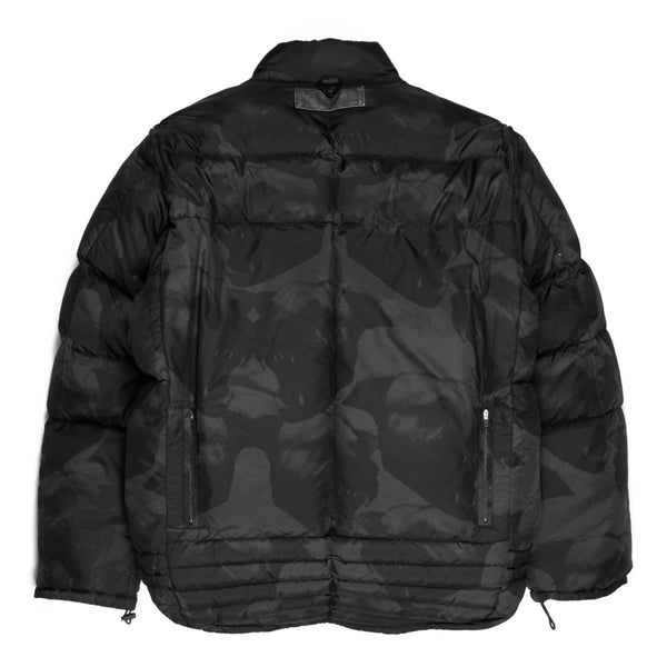 "Undercover Dog Camo Puffer Jacket - AW03 ""Paperdoll"""