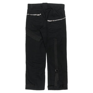Dolce and Gabbana Bondage Cargo Trousers - AW03