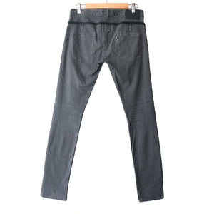 "Undercover Double Waist Chino Pant - SS11 ""Underman"""