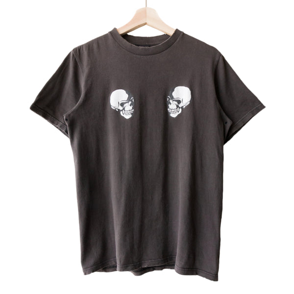 "Number (N)ine The Clash Double Skull Tee - SS04 ""Dream Baby Dream"""