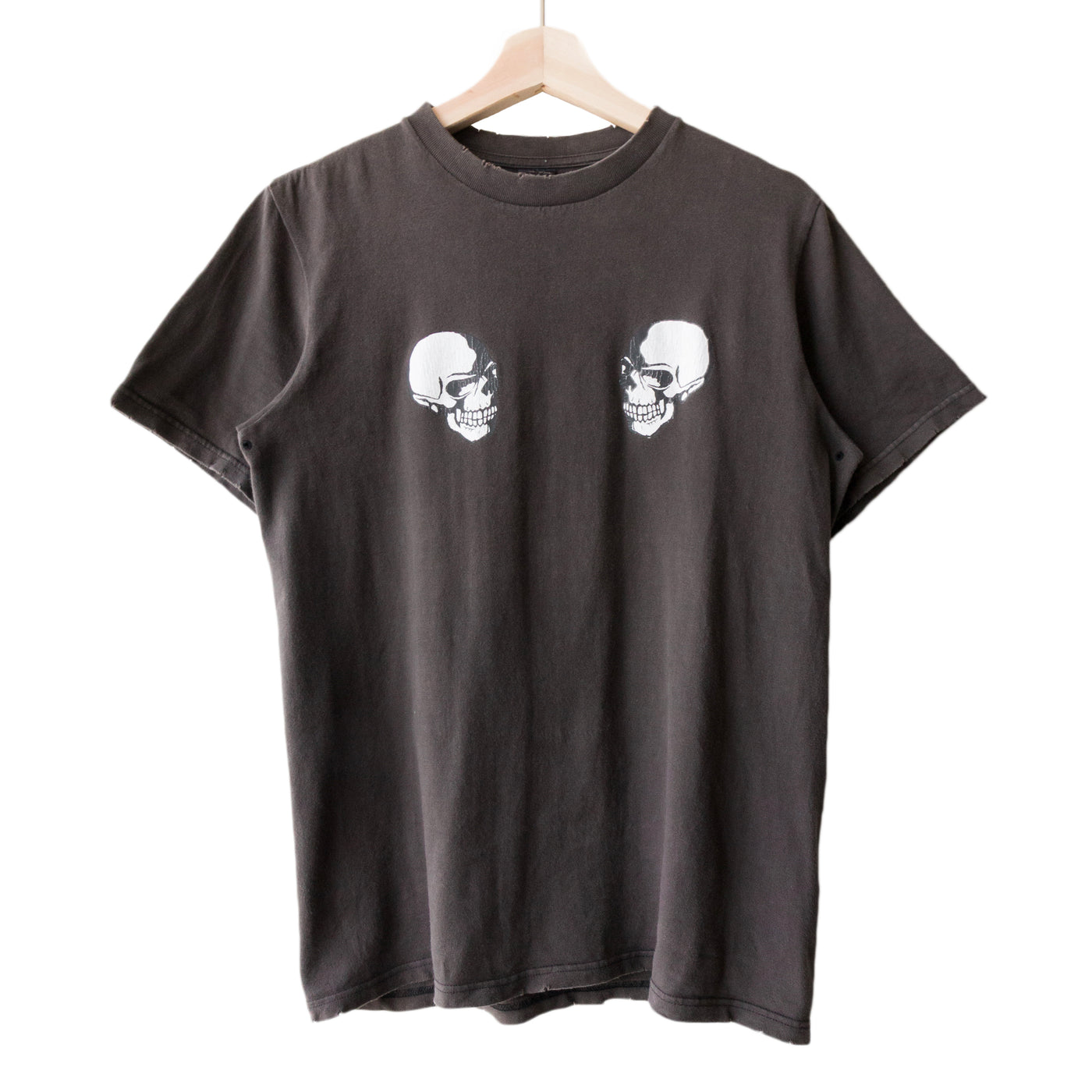 Number (N)ine The Clash Double Skull Tee - SS04