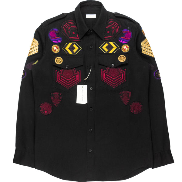 Dries Van Noten Military Shirt - AW16