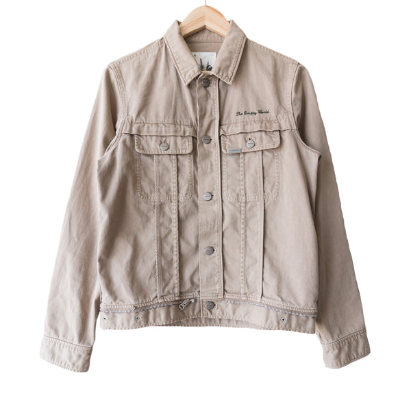 "Undercover ""The Empty World"" Jacket - SS11 ""Underman"""