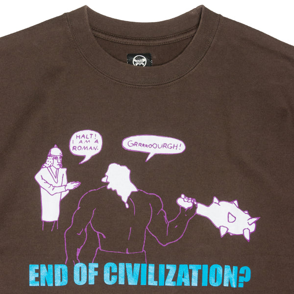 "Undercover ""End of Civilization?"" Tee - AW01 - ""D.A.V.F."""