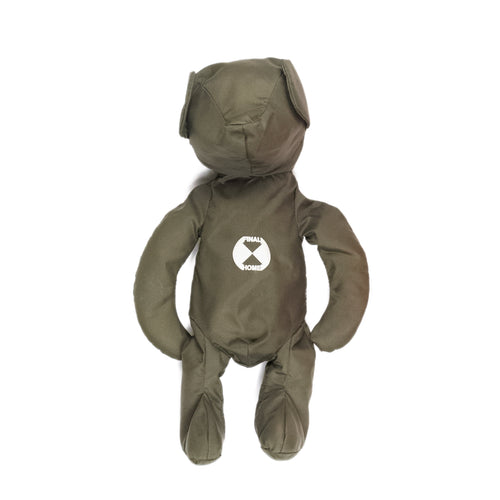 Final Home Olive Plush Bear