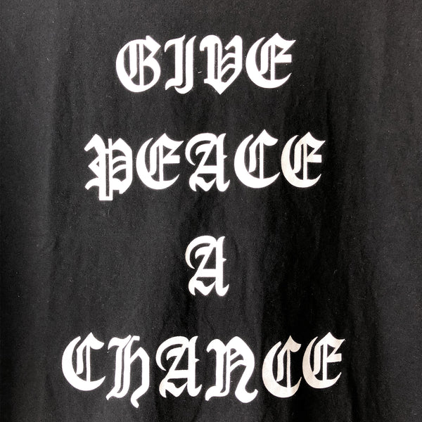 "Number (N)ine ""Give Peace a Chance"" Tee"