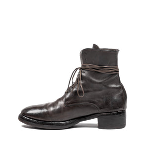 Guidi 995z Brown Calfskin Leather Boots