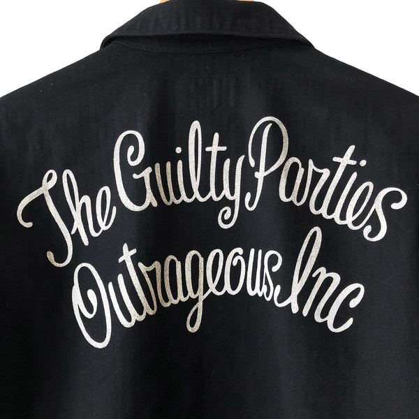"Wacko Maria ""Guilty Parties"" Overshirt"