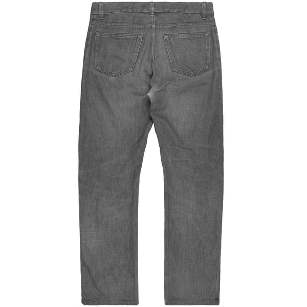 Helmut Lang Charcoal Grey Jeans - AW98