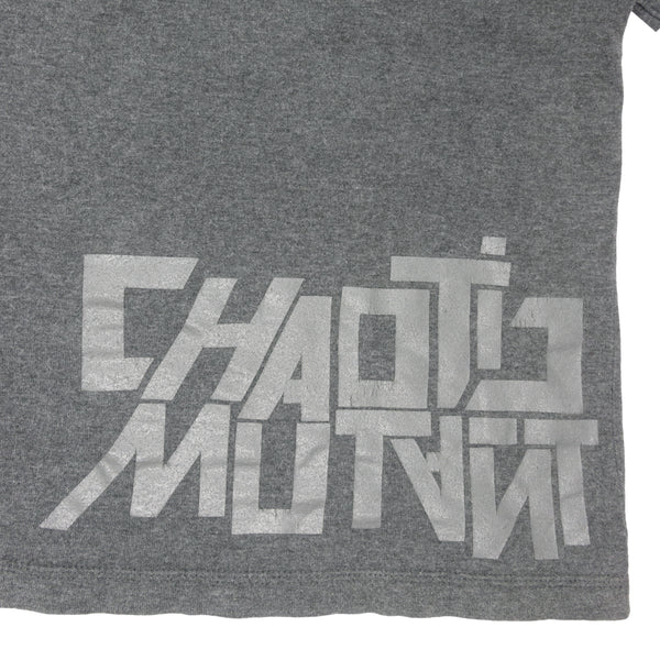"Undercover Bolt and Crossbones Tee -  SS01 ""Chaotic Discord"""