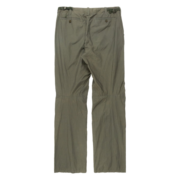 Helmut Lang Multi-Pocket Bondage Cargo Trousers - SS00