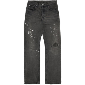 Helmut Lang Charcoal Painter Jeans - AW00