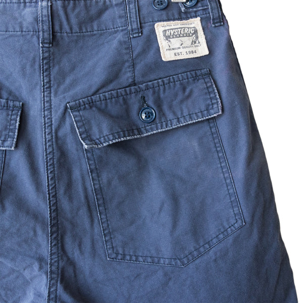 Hysteric Glamour Blue Field Shorts