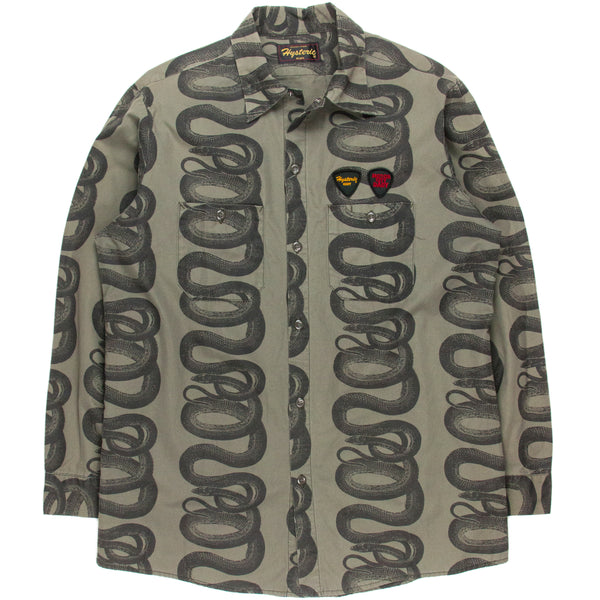 Hysteric Glamour Snake Shirt