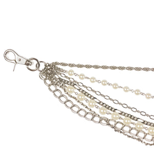 Hysteric Glamour Lightning Bolt Wallet Chain