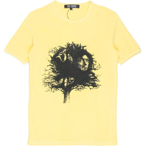 "Raf Simons Siddhartha Lithograph Tee - SS04 ""May The Circle Be Unbroken"""