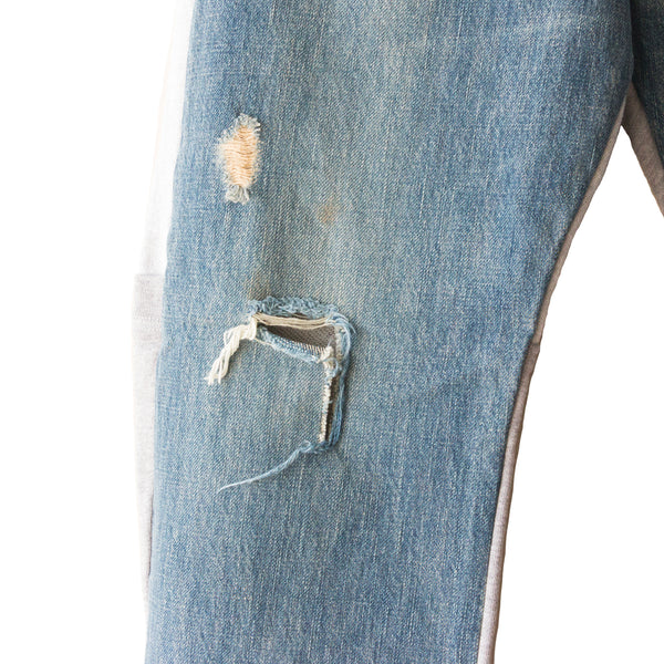 "Undercover ""I'MMADTOO"" Hybrid Denim - AW02 ""Witch's Cell Division"""