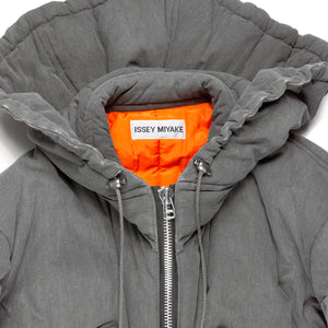 Issey Miyake Irving Penn Glyph Parka - AW91
