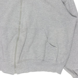 Issey Miyake Grey Sports Hooded Sweatshirt