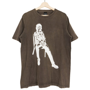 "Number (N)ine Skeletal Johnny Thunders Tee - SS04 ""Dream Baby Dream"""