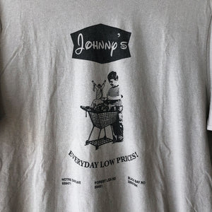 "Undercover ""Johnny's Everyday Low Prices!"" Tee"