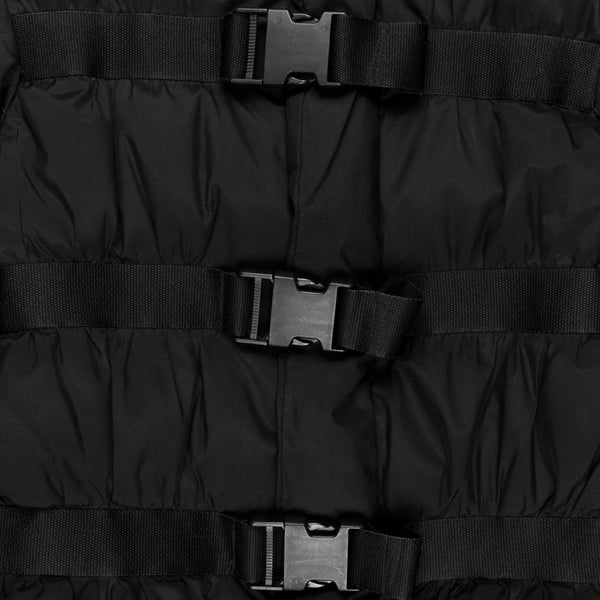 Jean Paul Gaultier Goose Down Bondage Puffer Jacket - AW03