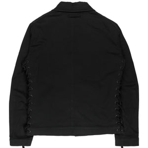 Jean Paul Gaultier Lace Up Work Jacket