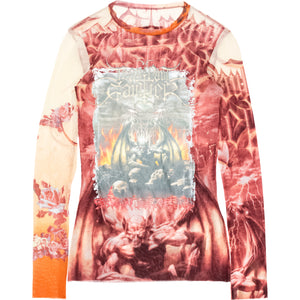 Jean Paul Gaultier Double Satan Top - SS01