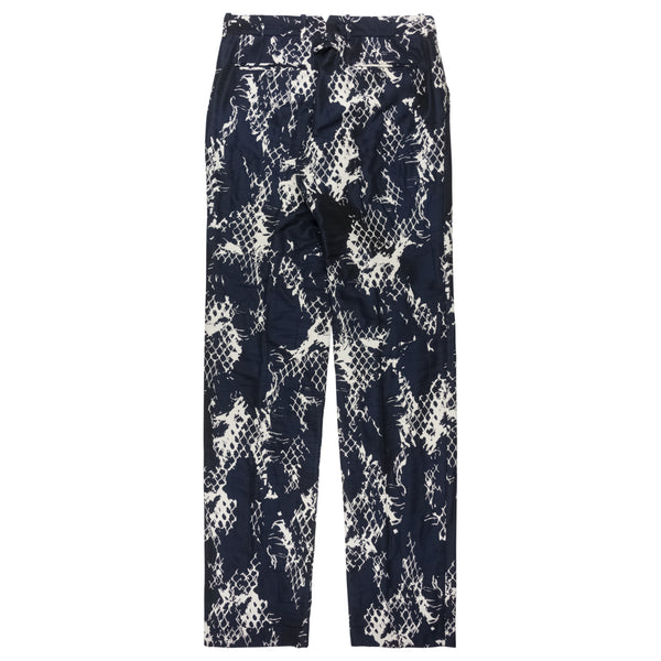 Jean Paul Gaultier Monsieur Pattern Trousers