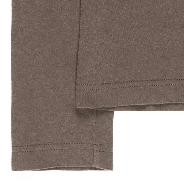 Junya Watanabe Brown Long Sleeve Tee - AD2003