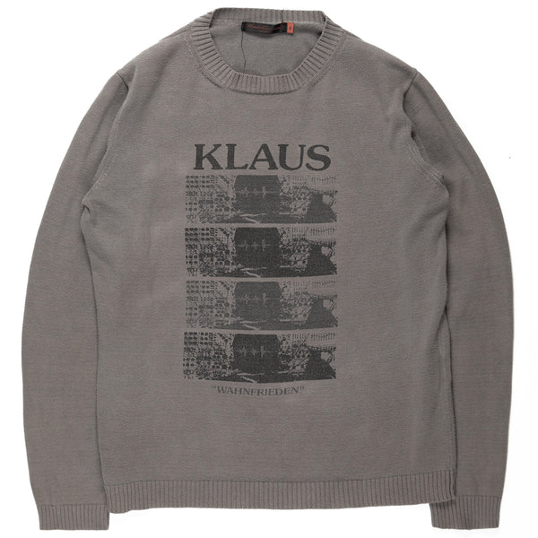 "Undercover ""Klaus"" Knit Sweater - SS06 ""T"""
