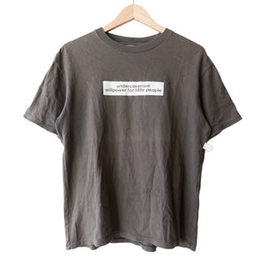 "Undercover ""Willpower for Little People"" Tee - SS98 ""Wet Summer"""