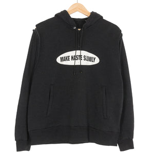 "Undercover ""Make Haste Slowly"" Small Parts Hoodie - AW99/00 ""Ambivalence"""