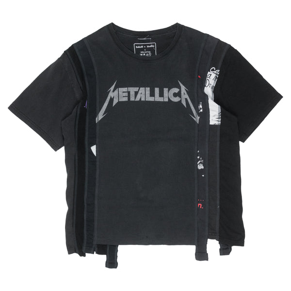 "Rebuild by Needles ""Metallica"" 7 Cuts Tee"