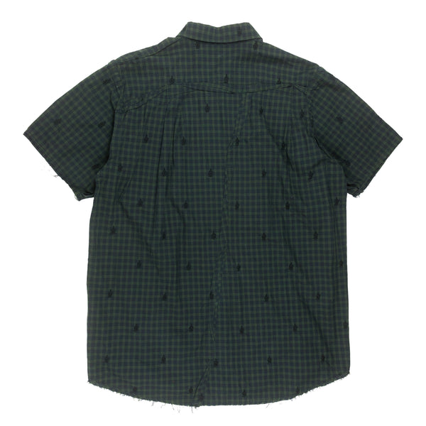 "Undercover Middle Finger Button Up Shirt - SS13 ""Talking Heads"""