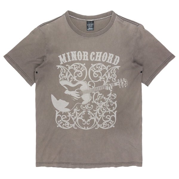 "Number (N)ine ""Minor Chord"" Tee - AW07 ""Love God Murder"""
