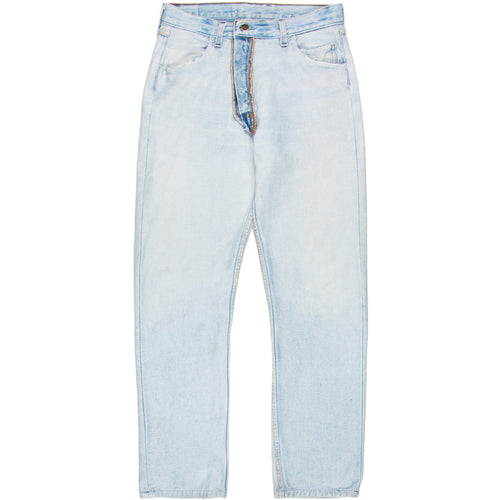 Maison Martin Margiela Artisanal Inside-out Denim