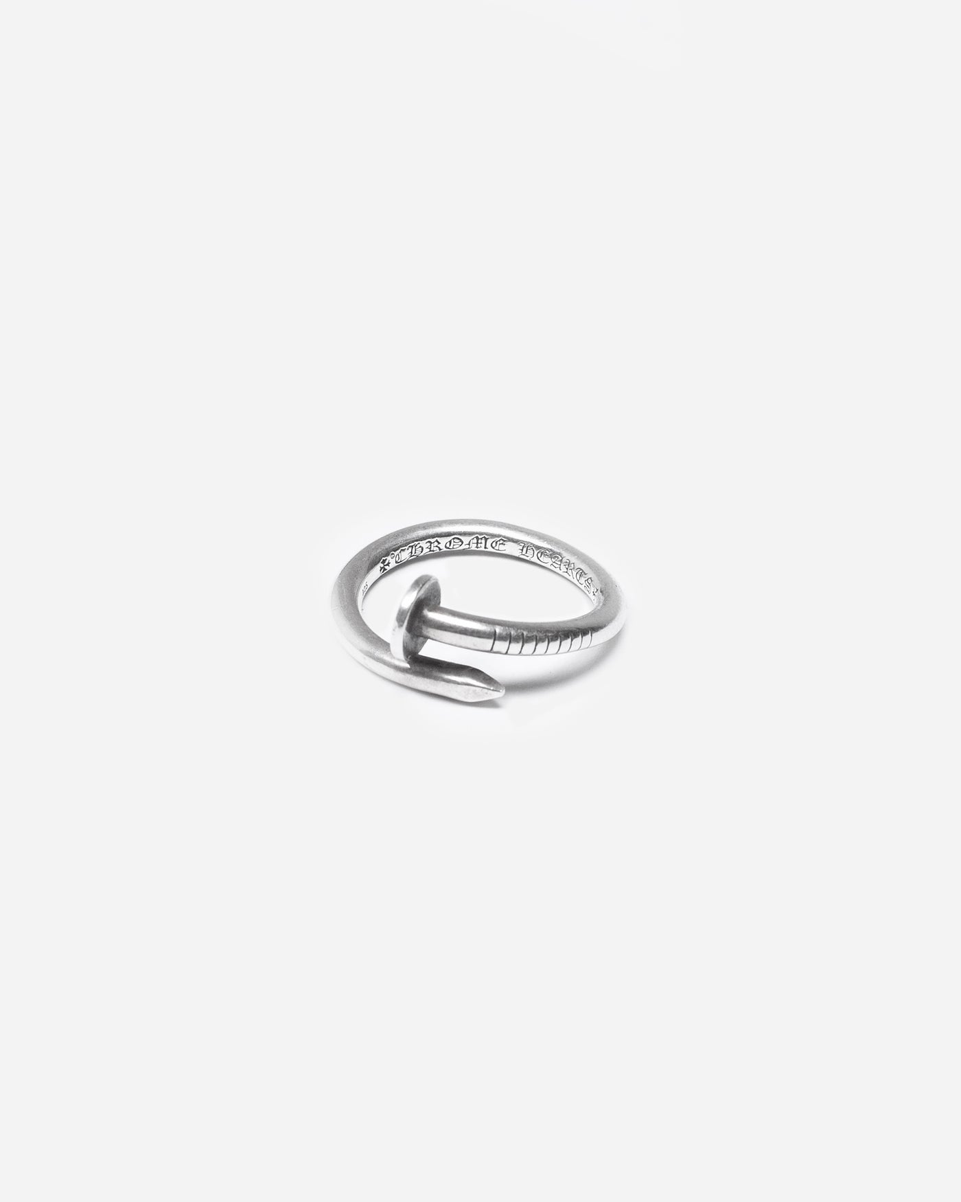Chrome Hearts Twisted Nail Ring