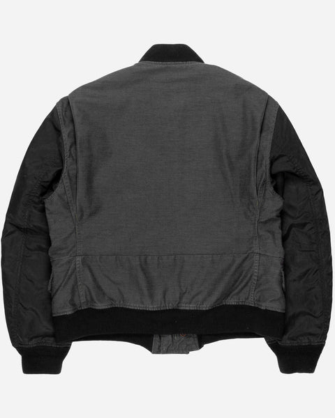 Rebuild by Needles MA-1 M65 Bomber Jacket