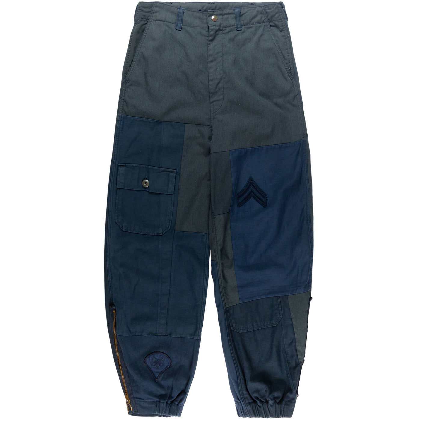 Rebuild by Needles Reconstructed Cargo Pant
