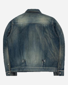 Neighborhood Savage Stockman Selvedge Trucker Jacket