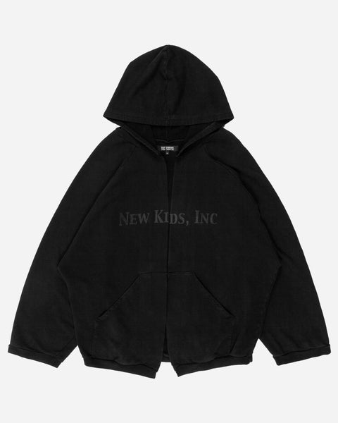 "Raf Simons ""New Kids Inc."" Hoodie - AW05 ""History Of My World"""