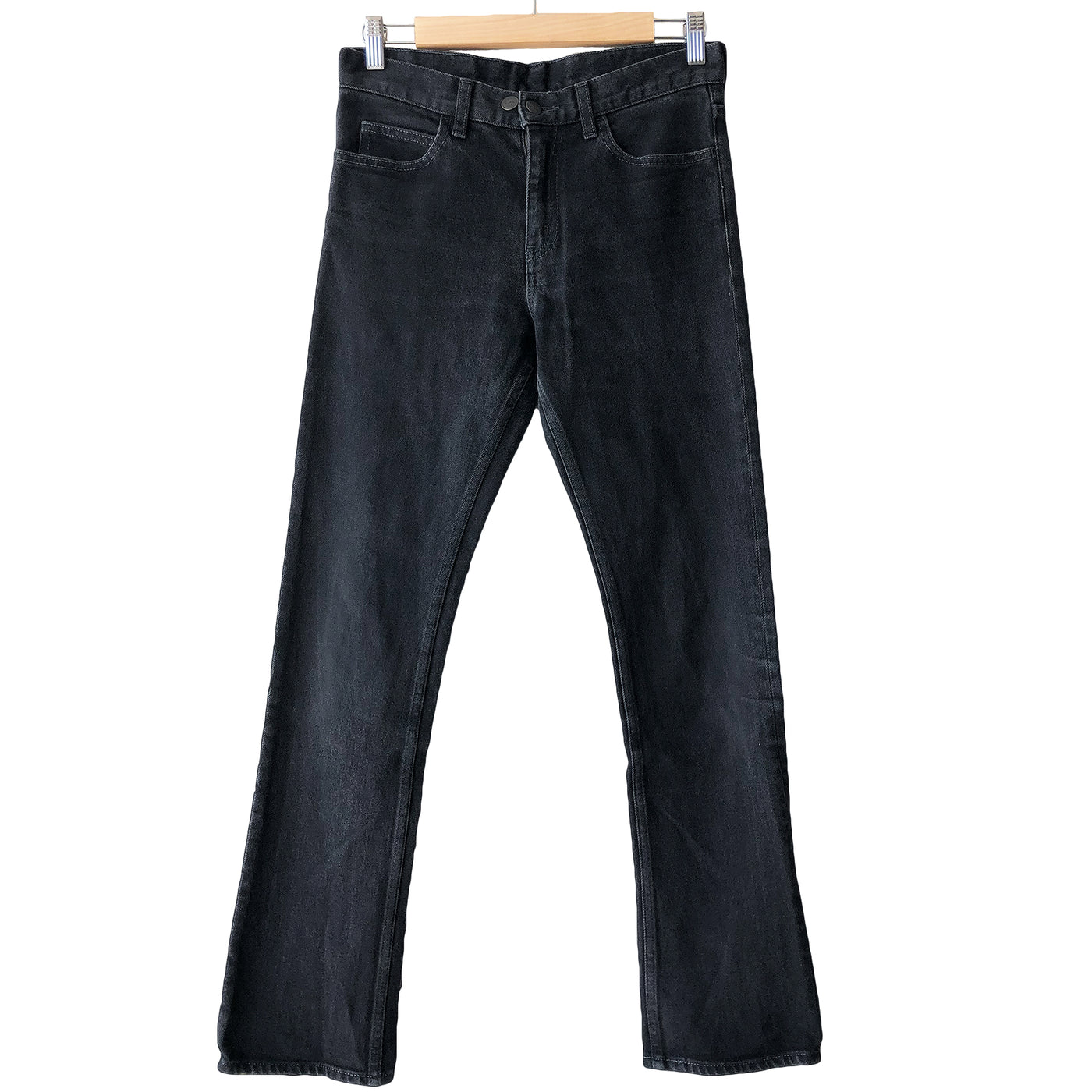 N. Hoolywood Black Wash Denim