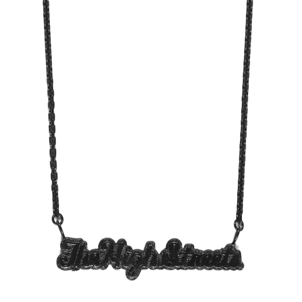 "Number (N)ine ""The High Streets"" Necklace - AW05 ""The High Streets"""