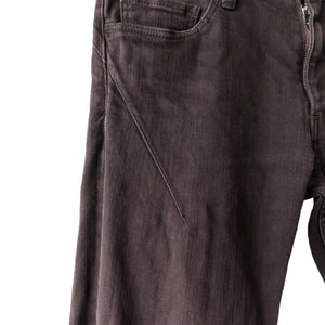 Number (N)ine Brown Denim Jeans