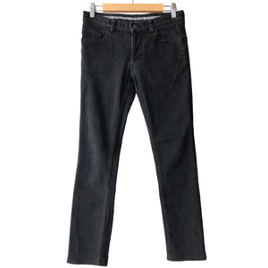 "Number (N)ine Black Pain Jeans - SS07 ""About a Boy"""