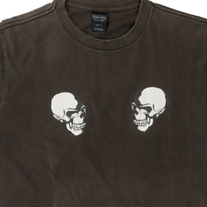 "Number (N)ine ""The Clash"" Double Skull Tee - SS04 ""Dream Baby Dream"""