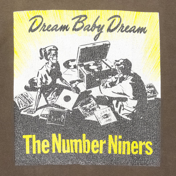 "Number (N)ine ""The Number Niners"" Tee - SS04 ""Dream Baby Dream"""